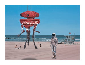 "Image of ""Coca Cola Viper Droid"" by Scott Listfield"