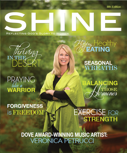 Image of Shine Magazine - 8th Edition
