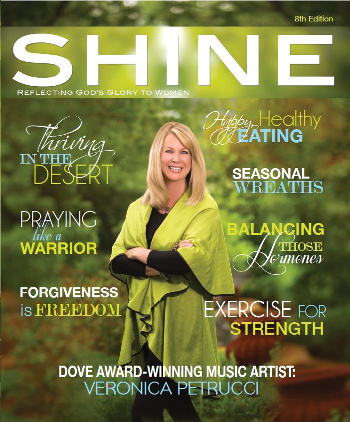 Image of Shine Magazine - 8th Edition
