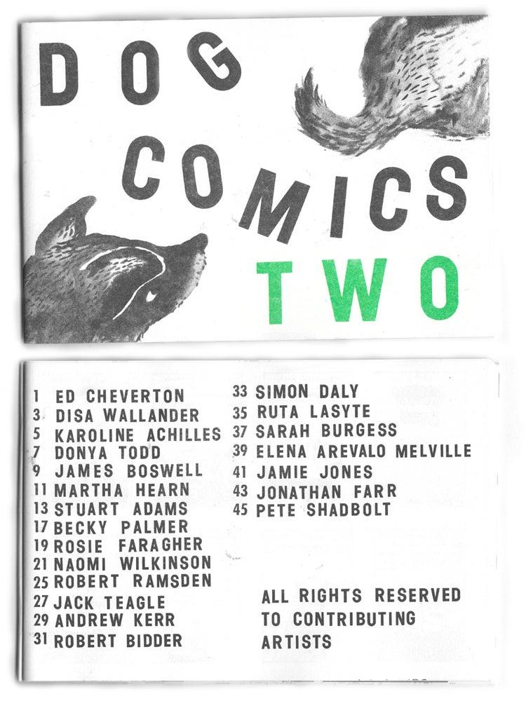 Image of Dog Comics Two