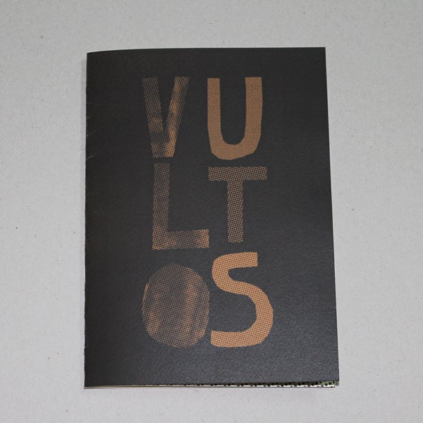 "Image of ""Vultos"" Fanzine"