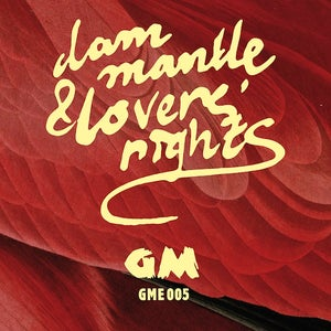 Image of Dam Mantle / Lovers' Rights - Lover's Rights EP 12""