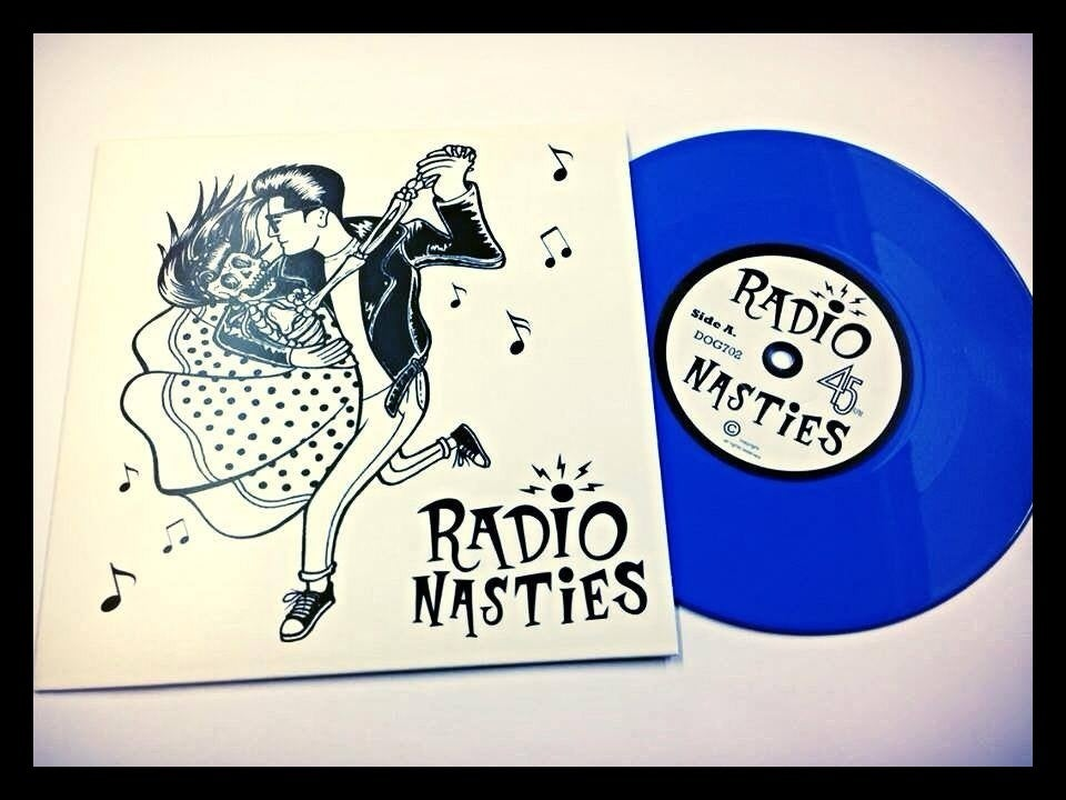 """Image of Limited Edition Coloured 7"""" Vinyl"""