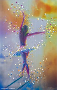Image of Sky Dancer Personal Power Print - Take Charge Of Your Destiny