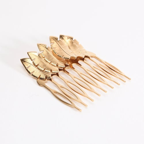 """Image of """"TOTEM"""" LARGE HAIR COMB"""