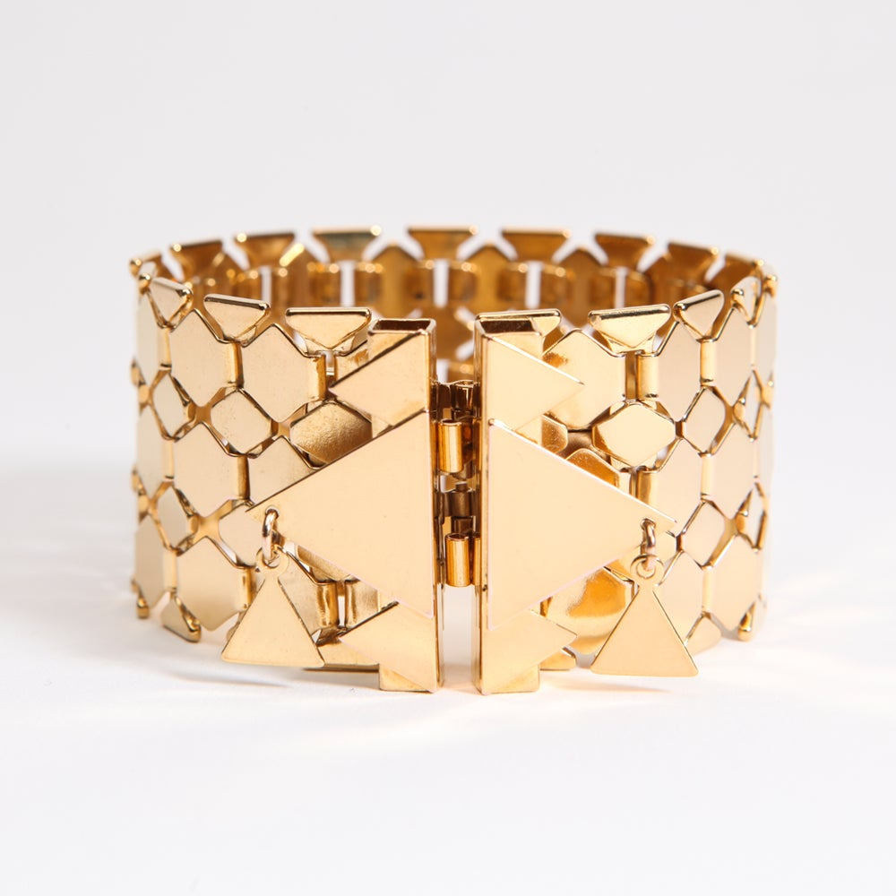 "Image of ""TRIANGLES"" BRACELET"
