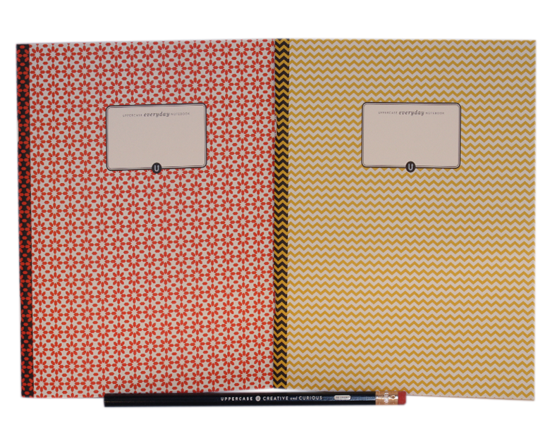 Image of Uppercase - Everyday Notebooks