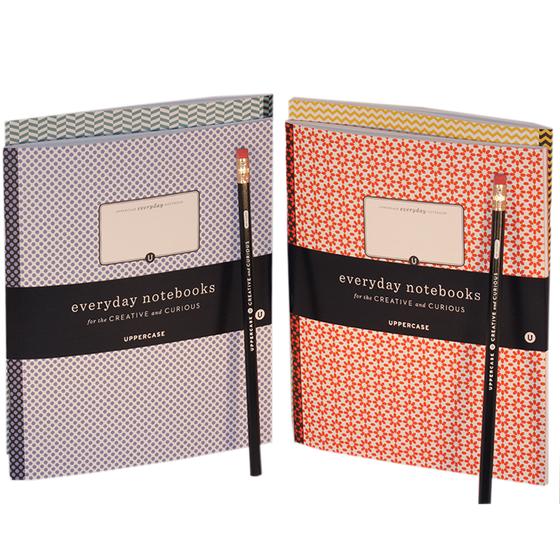 Image of Uppercase - Everyday Notebooks