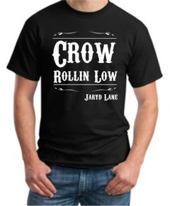 Image of Crow Rollin Low