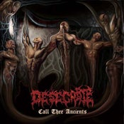 Image of DESECRATE-CALL THEE ANCIENTS-  MCD