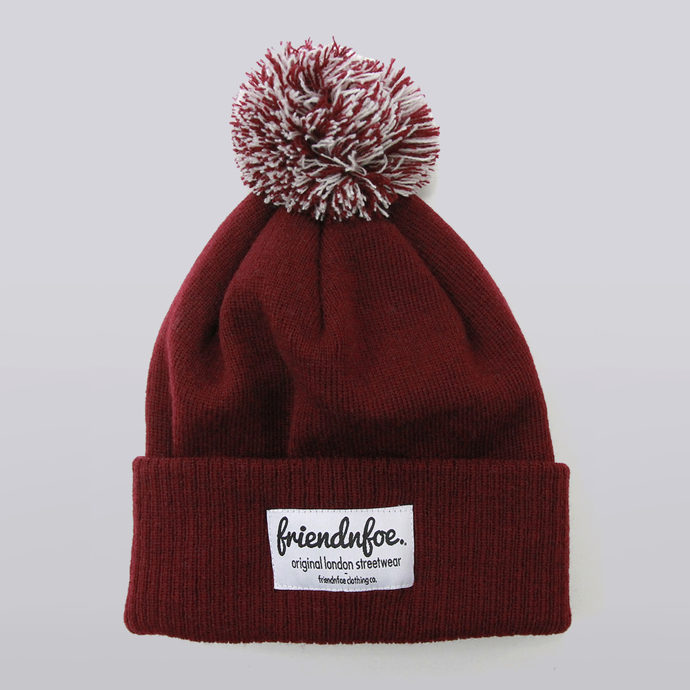Image of The Maroon Basics Bobble