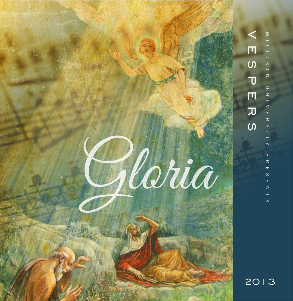 Image of Vespers 2013 - Gloria