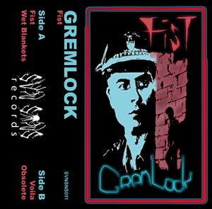"Image of GREMLOCK - ""Fist"" - Tape EP"