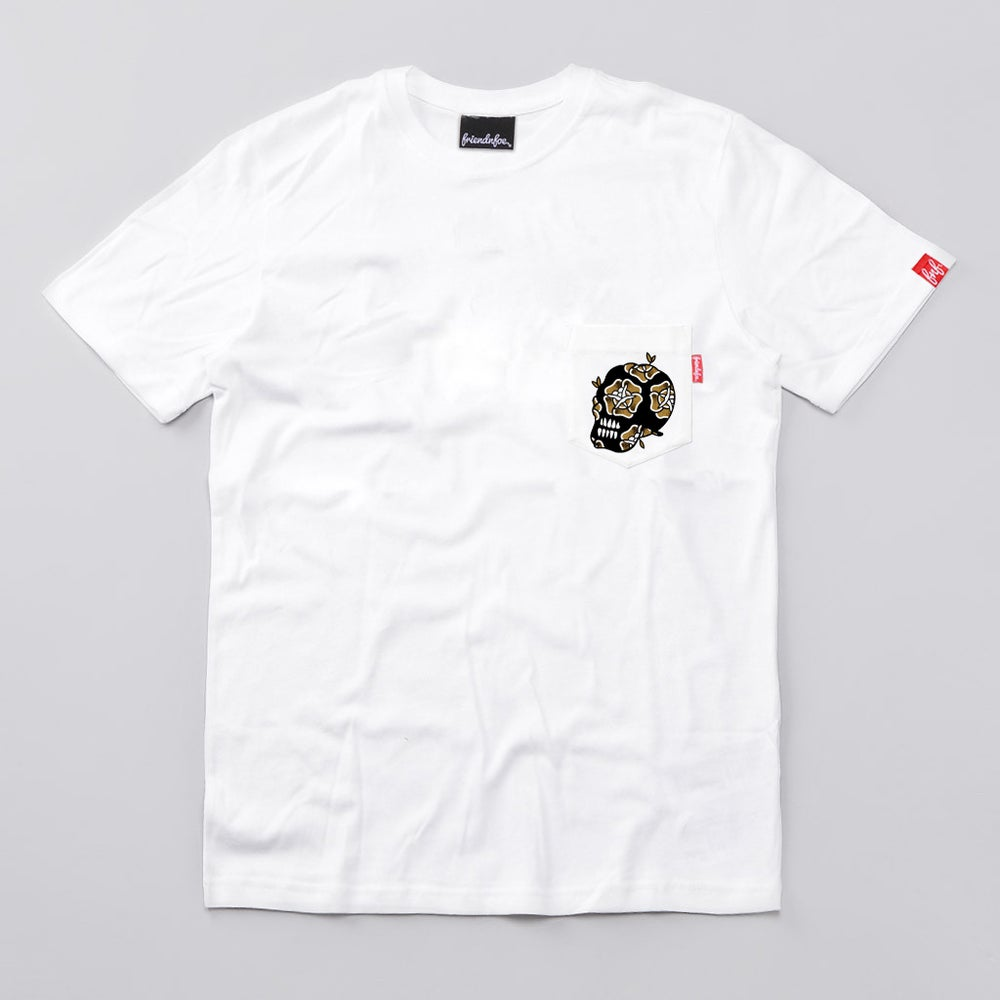 Image of Pocket Skull Tee