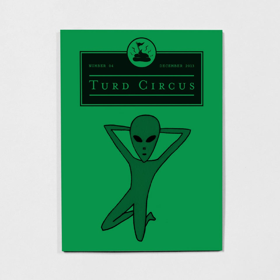 Image of Turd Circus - Issue #4