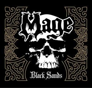 Image of Mage - Black Sands CD