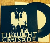 """Image of THOUGHT CRUSADE Common Man EP 7"""" Rejected TEST PRESS"""