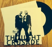 """Image of THOUGHT CRUSADE Common Man EP 7"""" Accepted TEST PRESS"""