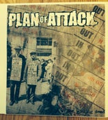 Image of PLAN OF ATTACK Working Dead LP TEST PRESS