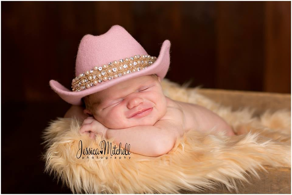 Image of Pink Cowgirl Hat