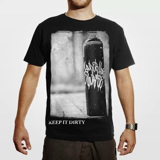 Image of Keep It Dirty SprayCan T-Shirt