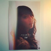 Image of Clara C POSTER (Autographed)