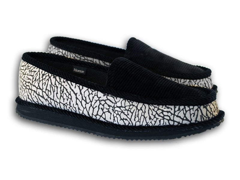Image of Homiegear Elephant Print House Slipper