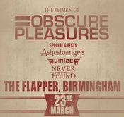 Image of BUY ON THE DOOR! 23/03/14 LAST EVER SHOW 14+ @ The Flapper, Birmingham