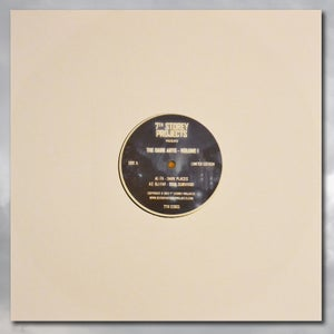 "Image of 7TH12005 - Various - The Dark Arts EP - 12"" Vinyl"