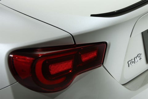 Image of TOM'S Clear LED Tail Lamp