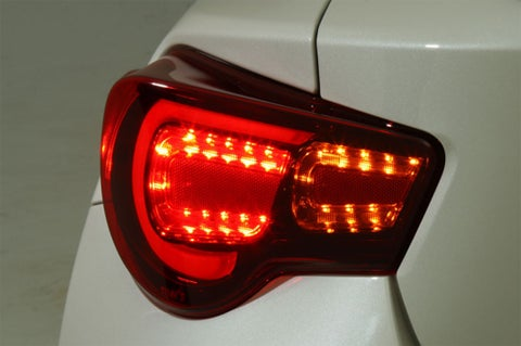 Image of TOM'S LED Tail Light Set DOT Approved
