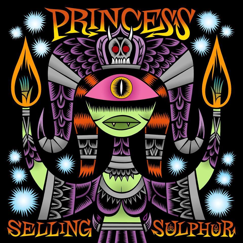 Image of Selling Sulphur (vinyl)