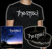 Image of 'Everything Has Gone' EP / T-shirt / Wristband *Limited Stock*