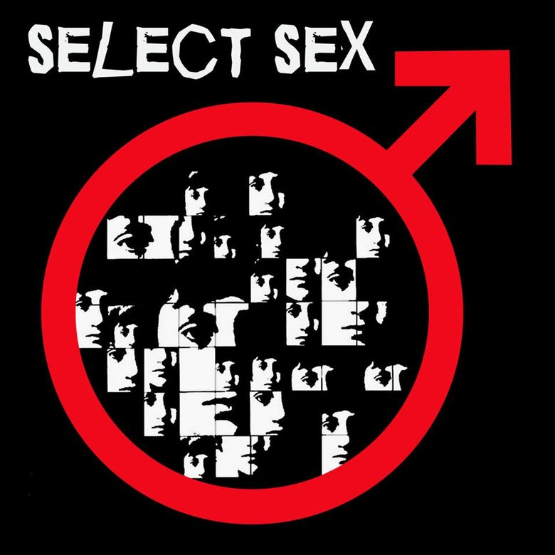 "Image of VOLT 1 | SELECT SEX | s/t 7"""