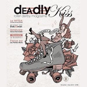 Image of Deadly Kiss #3 - Épuisé / Sold Out