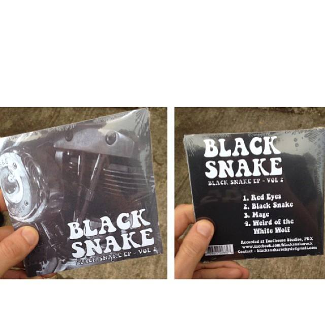 Image of Black Snake EP. - Vol. 2