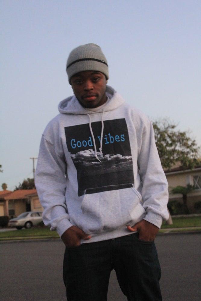 Image of #GoodVibes Hoodies