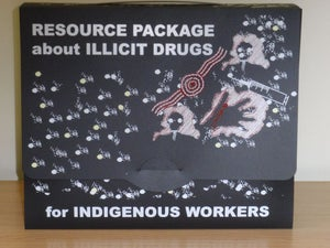 Image of RESOURCE PACKAGE ABOUT ILLICIT DRUGS FOR INDIGENOUS WORKERS (GST Incl)
