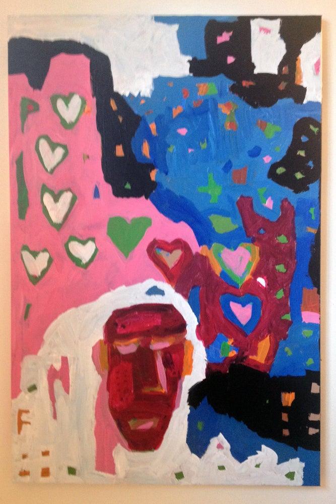 Image of Love struck
