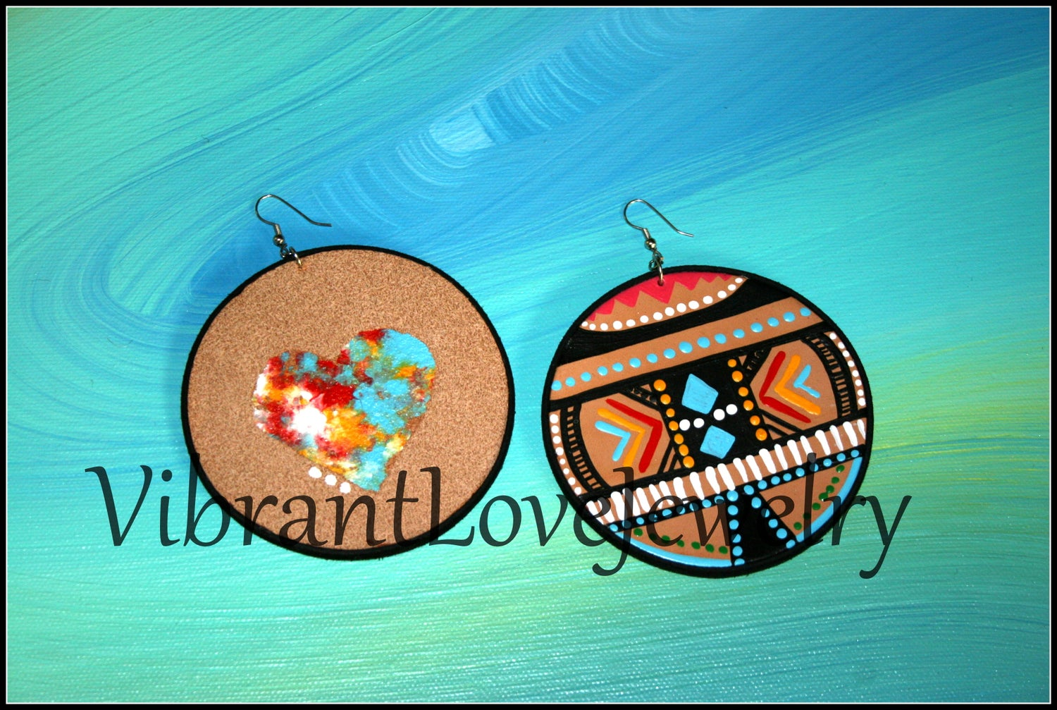 "Image of ""Indigenous Love"" Earrings!"