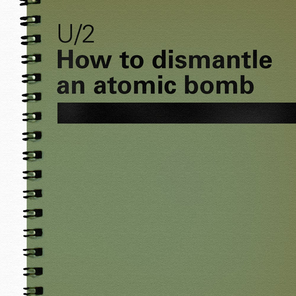 Image of How To Dismantle An Atomic Bomb Art Print