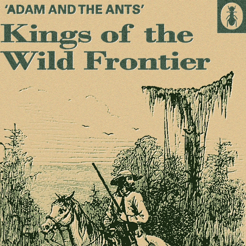 Image of Kings Of The Wild Frontier Art Print
