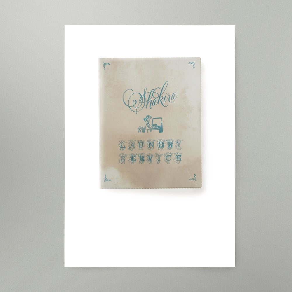 Image of Laundry Service Art Print