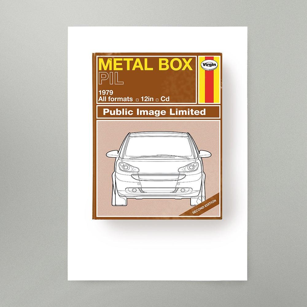 Image of Metal Box Art Print