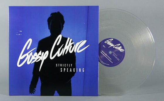 "Image of Strictly Speaking - EP (2013) (12"" Clear Vinyl)"
