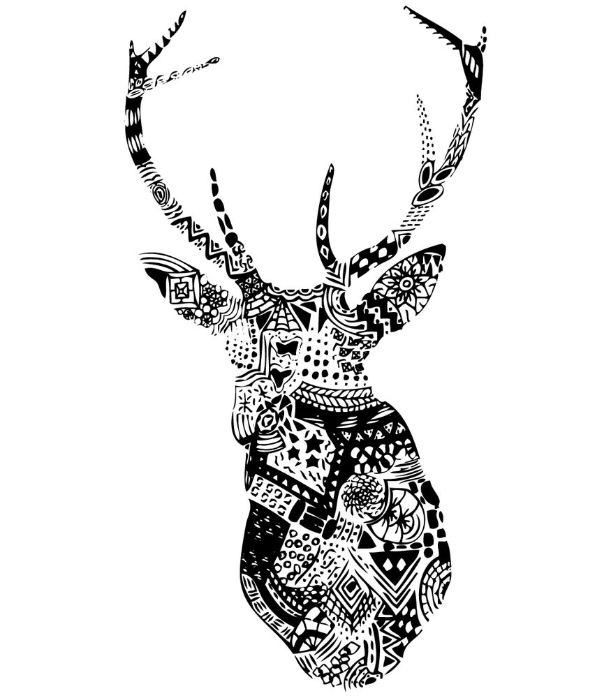 Image of DEAR OH DEER