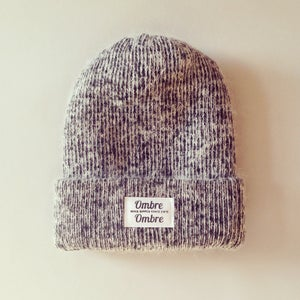Image of Grey Box Logo Beanie