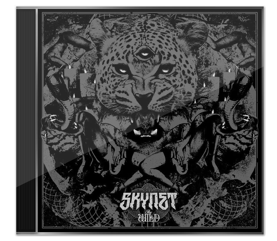 Image of Skynet - 'The Wild' CD EP
