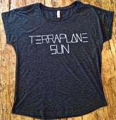 "Image of Terraplane Sun ""Dog Town"" Women's Tee"