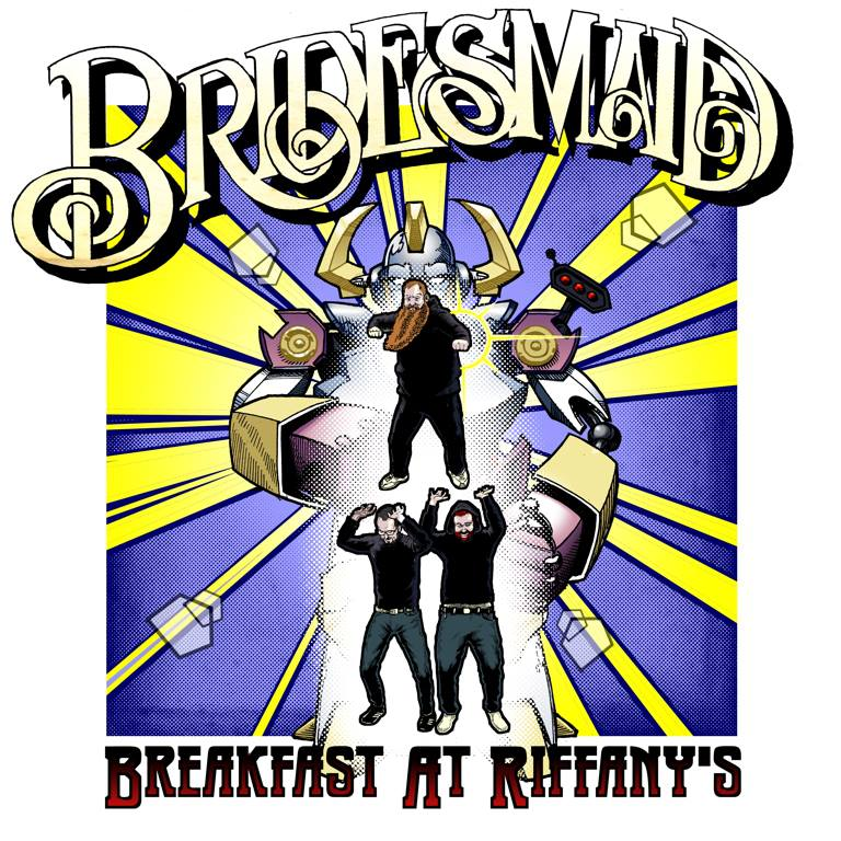 Image of Breakfast at Riffany's LP - Black Vinyl